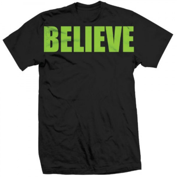 Футболка Tapout Believe Green<br>Вес кг: 300.00000000;