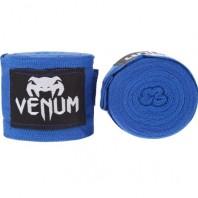 Бинты боксерские Venum Kontact 4m Blue