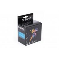 Тейп кинезиологический G-tape Blue