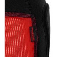 Наколенники Venum Kontact Evo Black/Red