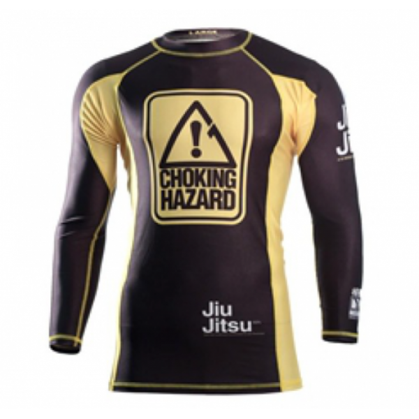 Рашгард Tatami 93 Brand Choking Hazard Rash Guard