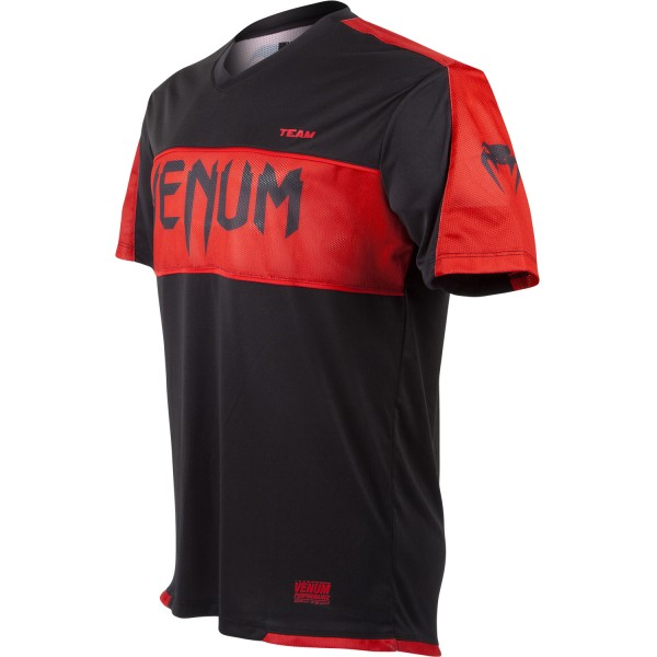 Футболка Venum Competitor Dry Fit Red Devil