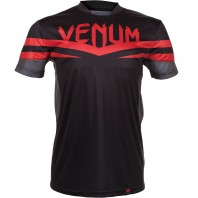 Футболка Venum Sharp Dry Tech T-shirt - Red Devil