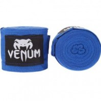 Бинты боксерские Venum Kontact Boxing Handwraps 2,5 m - Blue