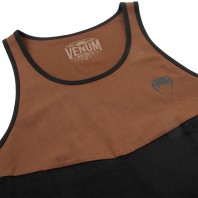 Майка Venum Laser Black/Brown