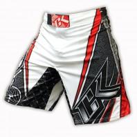 Шорты ММА Contract Killer Hakkamo White Shorts