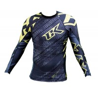Рашгард Contract Killer Droid Yellow Rashguard L/S