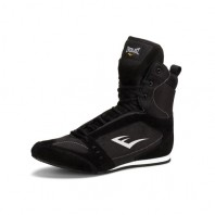 Боксерки Everlast High-Top Competition Черные