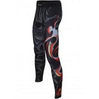 Компрессионные штаны Athletic pro. Sagitarius MSP-130