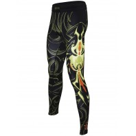 Компрессионные штаны Athletic pro. Cancer MSP-125