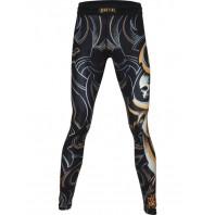 Компрессионные штаны Athletic pro. Libra MSP-124