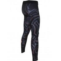 Компрессионные штаны Athletic pro. Scorpion MSP-129