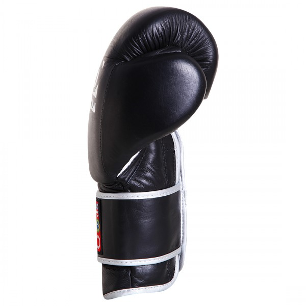 Перчатки боксерские Bad Boy Pro Series Leather Training Gloves