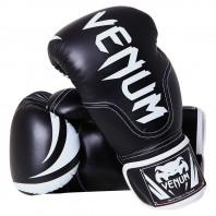 Перчатки боксерские Venum Competitor Black Line