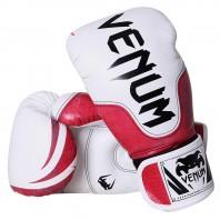 """Перчатки боксерские Venum """"Amazonia"""" Boxing Gloves Red"""