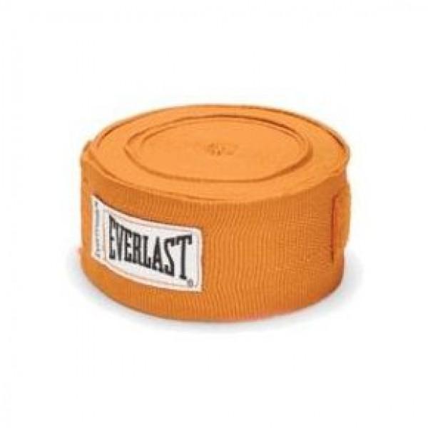 Бинты Everlast 4,55м Оранжевые