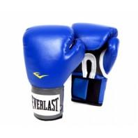Перчатки боксерские Everlast PU Pro Style Anti-MB Синие