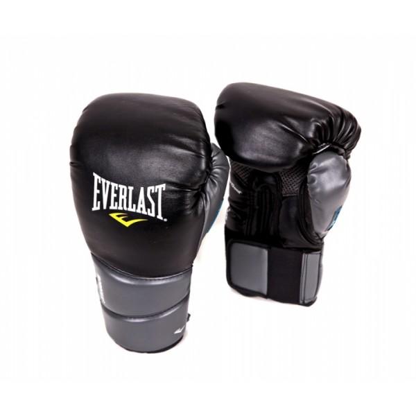 Перчатки боксерские Everlast Protex2 Черные