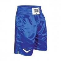 Шорты боксерские Everlast (выше колена) Синие