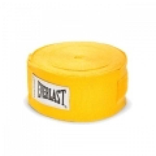 Бинты Everlast 2,75м Желтые
