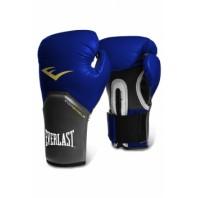 Перчатки боксерские Everlast Pro Style Elite Синий