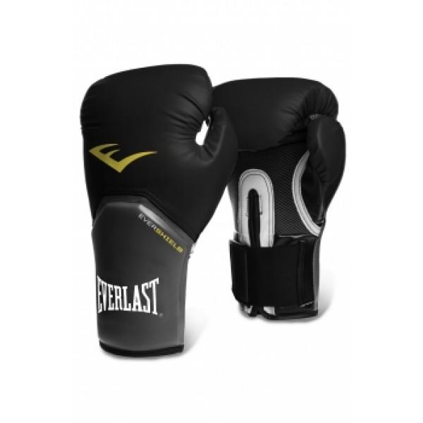 Перчатки боксерские Everlast Pro Style Elite Черные
