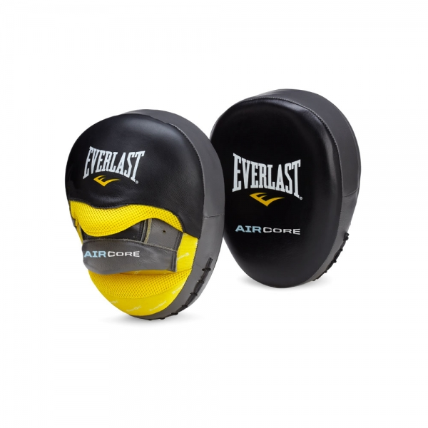 Лапы Everlast Safemax Air Черные