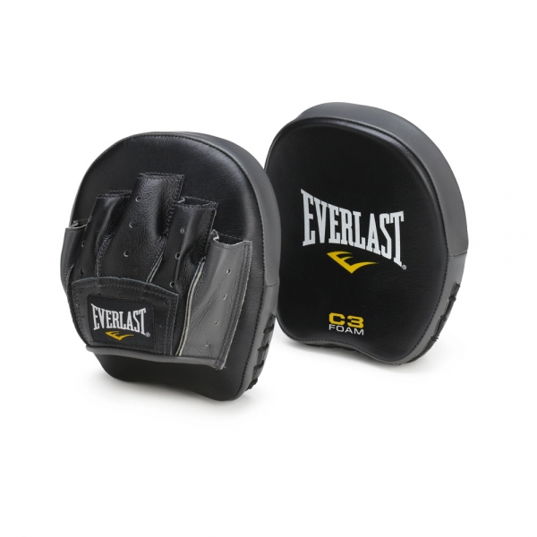 Лапы Everlast Precision Черные