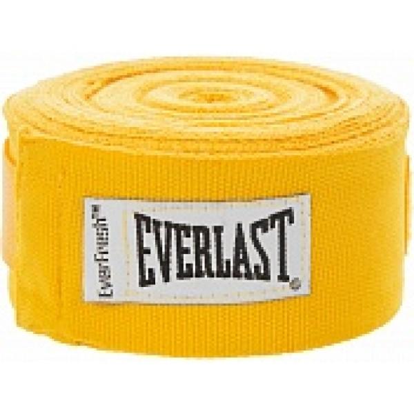 Бинты Everlast 4,55м Желтые