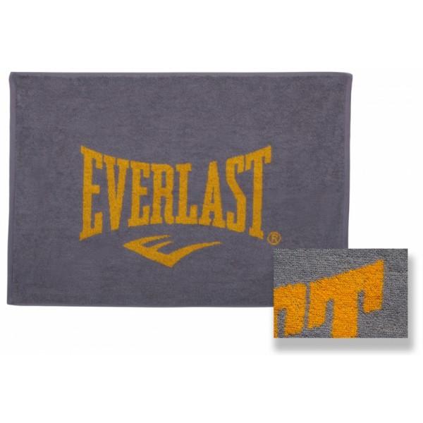 Полотенце Everlast Серо-Желтое 70х50