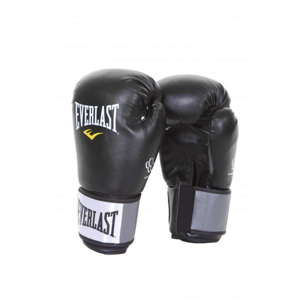 Перчатки боксерские тренировочные Everlast Molded Foam Черные