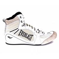 Боксерки Everlast Low-Top Competition Белые