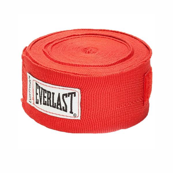 Бинты Everlast 2,75м Красные