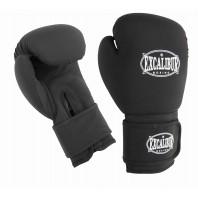 Перчатки боксерские Excalibur 8058/01 Black/White PU