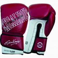 Перчатки боксерские Excalibur 529-06 Буйволиная кожа