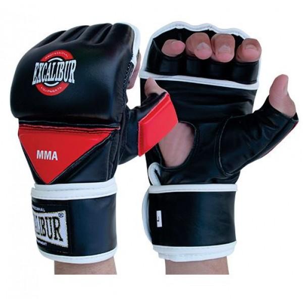 Перчатки ММА Excalibur 669 Буйволиная кожа<br>Вес кг: 400.00000000;