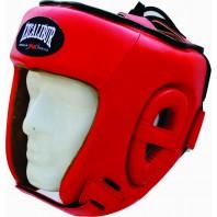 Шлем боксерский Excalibur 723 Red PU