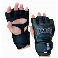 Перчатки ММА Excalibur 685/01 Black PU
