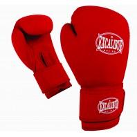 Перчатки боксерские Excalibur 8058/03 Red/White Ткань