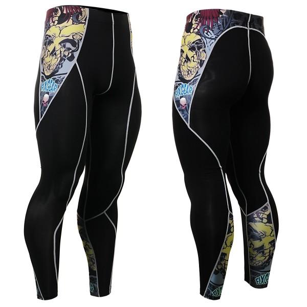 Компрессионные штаны Fixgear P2L-B44