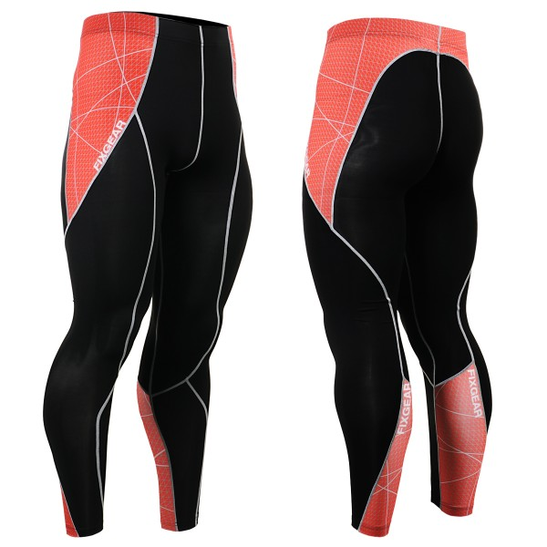 Компрессионные штаны Fixgear P2L-B70R