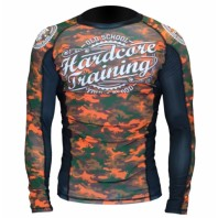 Рашгард Hardcore Training Camo L/S