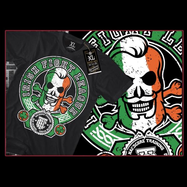 Футболка Hardcore Training Irish Fight League