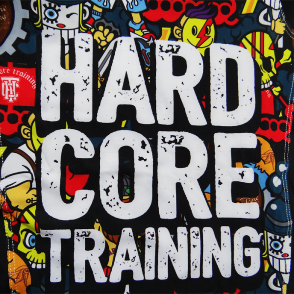 Рашгард Hardcore Training X Manto Doodles
