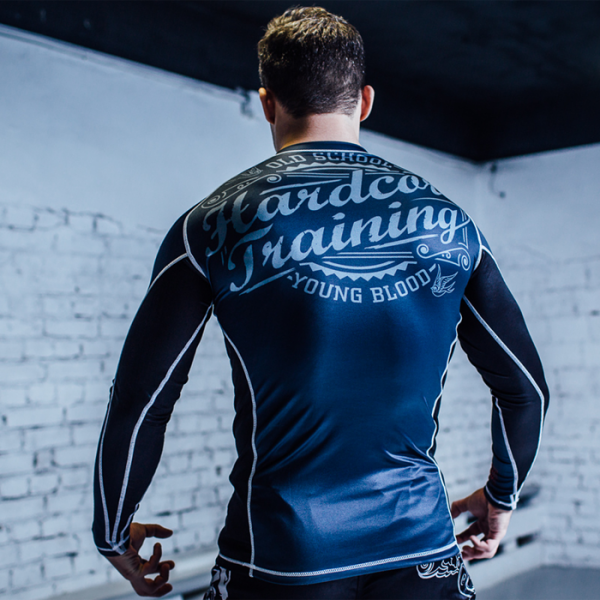 Рашгард Hardcore Training Wolf L/S