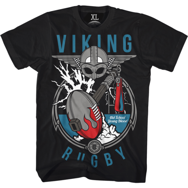 Футболка Hardcore Training Viking Rugby