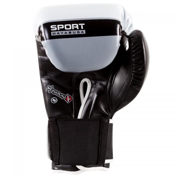 Перчатки боксерские Hayabusa Sport 16oz Black