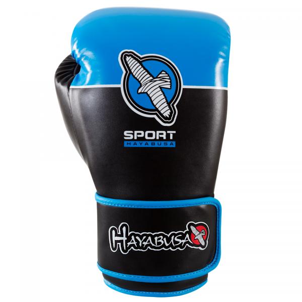 Перчатки боксерские Hayabusa Sport 16oz Blue