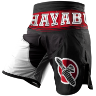 Шорты ММА Hayabusa Flex Factor Training Shorts Red/Black