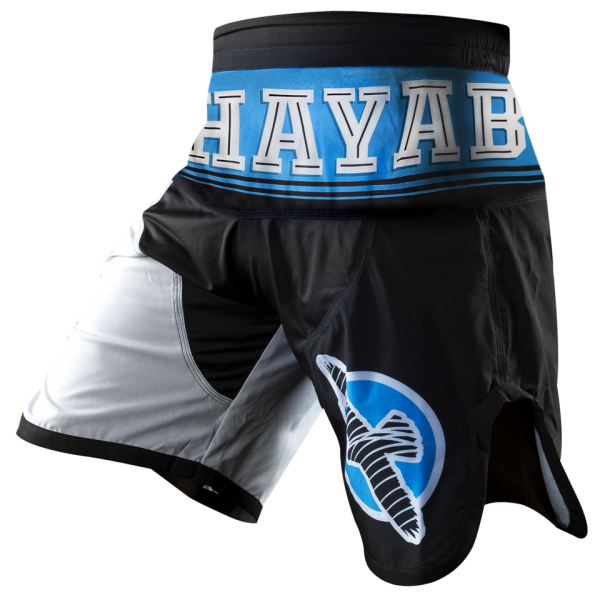 Шорты ММА Hayabusa Flex Factor Training Shorts Blue/Black